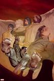 X-Men Origins: Beast No. 1: Beast, Xavier, Charles, Cyclops Wall Decal