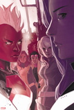 X-Men: Battle of the Atom No. 1: Summers, Rachel, Rogue, Storm, Pryde, Kitty, Psylocke Wall Sign