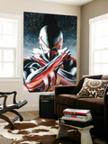 Ultimate Spider-Man Style Guide: Spider-Man 2099 Wall Mural