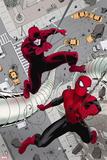 Daredevil No. 22: Daredevil, Spider-Man Wall Decal
