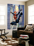 Ultimate Spider-Man Style Guide: Spider-Girl Wall Mural