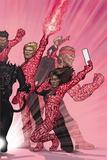 New Mutants No. 48: Tarot, Beef, Roulette, Bevatron Plastic Sign