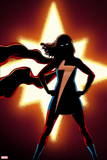 Ms. Marvel No. 2: Ms. Marvel Wall Sign
