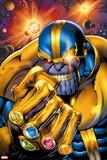 Avengers Assemble No. 7: Thanos Plastic Sign