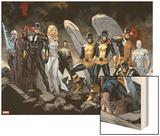All-New X-Men No. 1: Beast, Grey, Jean, Cyclops, Iceman, Angel, Magneto, Magik, Frost, Emma Prints