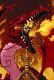 Iron Fist: The Living Weapon No. 2: Iron Fist Plastic Sign