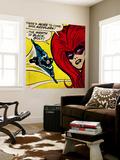 Marvel Comics Retro Style Guide: Black Bolt, Medusa Wall Mural