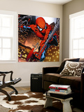 Ultimate Spider-Man Style Guide: Spider-Man Wall Mural