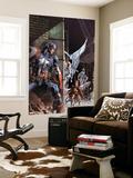 Avengers No. 29: Captain America, Summers, Rachel, Iceman, Angel Wall Mural