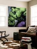 Avengers Assemble Style Guide: Hulk Wall Mural