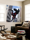 Ultimate Spider-Man Style Guide: Ultimate Spider-Man Morales Wall Mural