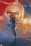 Black Widow No. 5: Black Widow Wall Decal