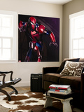 Ultimate SpiderMan - Gallery Edition Situational Art Wall Mural