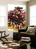 Revolutionary War: Supersoldiers No. 1: Gog, Hauer, Joseph, Guvnor, Dauntless Wall Mural