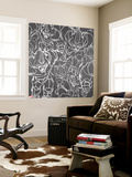 Ultimate SpiderMan - Sinister Art - Patterns Wall Mural
