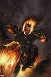 Marvel Extreme Style Guide: Ghost Rider Wall Sign