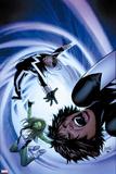 Mighty Avengers No. 8: Rambeau, Monica, Blue Marvel, She-Hulk Wall Decal