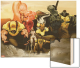 Astonishing X-Men: Xenogenesis No. 2: Wolverine, Armor, Frost, Emma, Storm, Cyclops, Beast Posters
