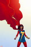 Ms. Marvel No. 3: Ms. Marvel Plastic Sign