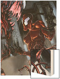Marvel Extreme Style Guide: Carnage Poster