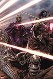 X-Men: Legacy No. 222: Gambit, Magneto, Cerebra Wall Decal