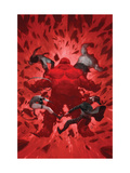 Thunderbolts No. 4: Mad Man Metal Print