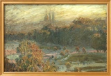 The Tuileries Kunstdrucke von Claude Monet