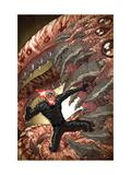 Thunderbolts No. 25: Ghost Rider Metal Print