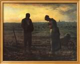 The Evening Prayer (L'Angélus), c.1859 Kunst von Jean-François Millet
