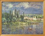 Claude Monet - Thunderstorms Obrazy