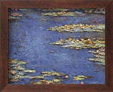 Water Lilies (Nymphéas), c.1906 Prints by Claude Monet