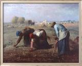 Jean-François Millet - The Gleaners, c.1857 Obrazy