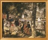 Bathers at the Seine Poster von Georges Seurat