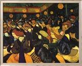 The Dance Hall at Arles, c.1888 Poster von Vincent van Gogh