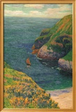 Goulphar, Beautiful Isle Poster von Henry Moret