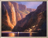 Canyon Deep Poster von Charles H. Pabst