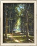 Forrest Interiors Kunstdrucke von James Sulkowski