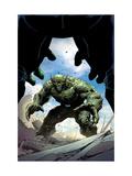 Hulk No. 2: Abomination Metal Print