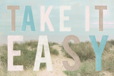Take It Easy Giclee Print by Joseph Eta