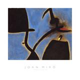Femmes, Oiseau, 1973 ジクレープリント : ホアン・ミロ