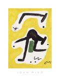 Femme, Oiseaux, Etoile, 1978 Giclee Print by Joan Miro