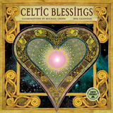 Celtic Blessings - 2016 Mini Calendar Calendars