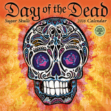 Day of the Dead - 2016 Calendar Calendars