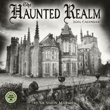 Haunted Realm - 2016 Calendar Calendars