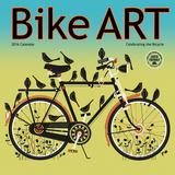 Bike Art - 2016 Calendar Calendars