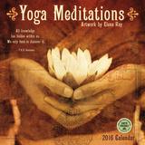Yoga Meditations - 2016 Calendar Calendars