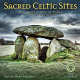 Sacred Celtic Sites - 2016 Calendar Calendars