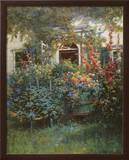 Kennebunkport Doorway Prints by Abbott Fuller Graves