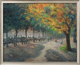 Hyde Park, London Art by Camille Pissarro