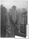 Flatiron Building, New York City Posters by Henri Silberman
